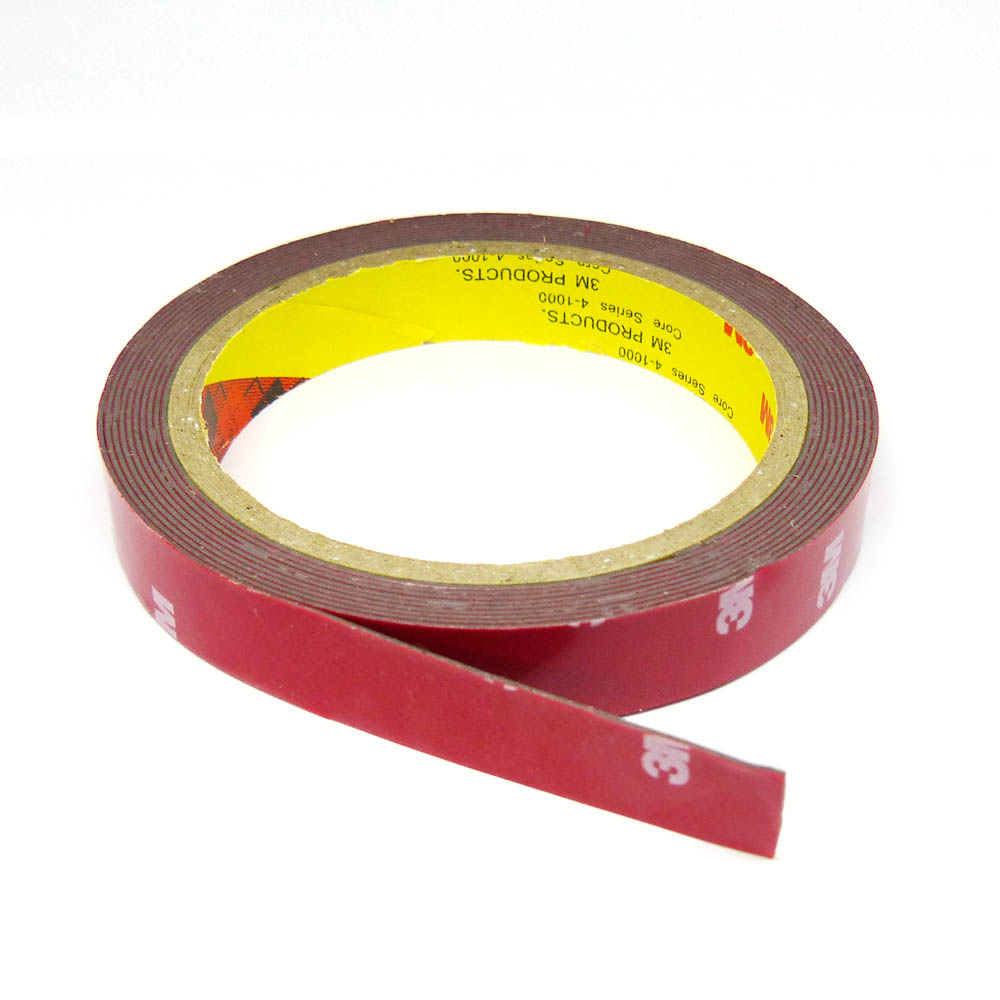 3M™ Scotch® Barricade Tape 356, DANGER, 3 in x 300 ft, Red