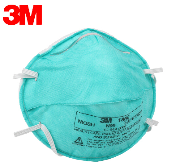N95 1860 Respirator 3m™ Care Particulate Health Surgical And
