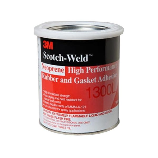 3M™1300L Scotch-Weld™ Neoprene High Performance Rubber and